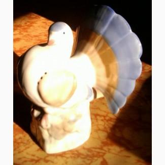 Голубь статуэтка Редкость