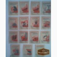 Этикетки от спичечных коробок СССР 1958_1964 г. и других стран