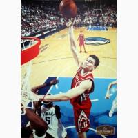 Плакат Яо Мин (баскетбол), Reebok