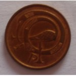 Набор монет Ирландии 6шт