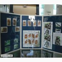 Набор марок Беларуси WWF (Фонд дикой природы)