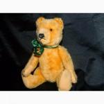 Антикварный Мишка Steiff Teddy Bear 1950-53 Опилки