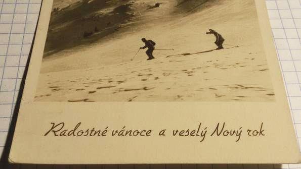 Фото 10. Чехословакия. Рождественская открытка. Лот 258