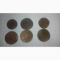 Монеты боратинки за все 50грн