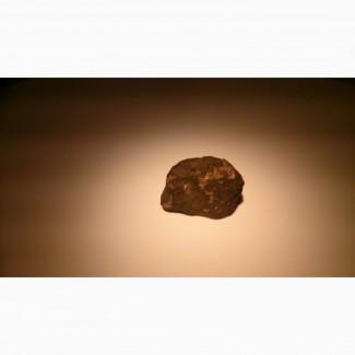 Метеорит металлический