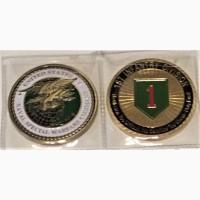 Продам 2 памятные медали Армии США