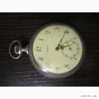 Швейцарские карманные двухкрышечные часы DOXA, 1906 год