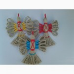 Кукла-оберег Птица счастья Подарок. Handmade