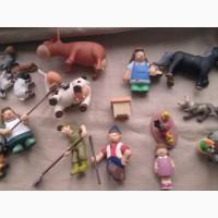 Коллекция Животные на ферме Василия и Василисы