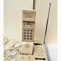 Первая советская переносная трубка-телефон