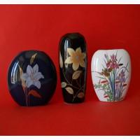 Миниатюрные Японские вазочки для цветов