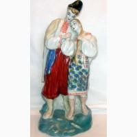 Продам статуэтку Майская ночь Гадание на ромашке Любит не Любит