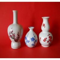 Японские вазы для цветов
