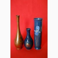 Небольшие вазочки для цветов
