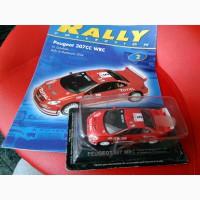 PEUGEOUT 307 WRC Rallye de Monte Carlo 2004 M.Gronholm - T.Rautalnen 1:43 Altaya