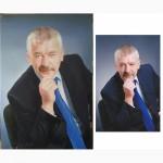 Художник портретист Киев.Заказать портрет маслом на холсте Киев.Портрет на заказ Киев