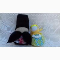 Оберег-подарок для пары в дом: Богач и Хозяйка-благополучница Handmade