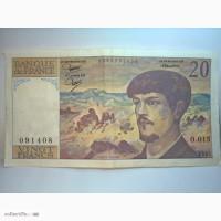 20 франков Франция 1985 - Vingt Francs France 1985