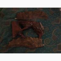 Орел деревянный ручная работа