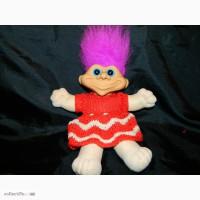Кукла Тролль Тролли Троллики Troll Trolls - Street Kids 1991