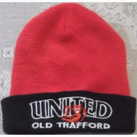 Шапка Manchester United FC, one size