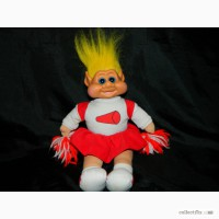 Черлидер Тролль Тролли Троллики Troll Trolls - I. T. B. 1991
