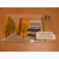 Карточка подарочная Starbucks