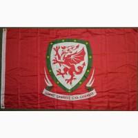 Прапор Wales national football team